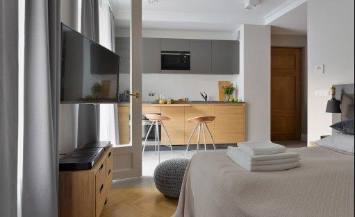 Obiekt szkoleniowo-wypoczynkowy Stradonia Serviced Apartments / 21