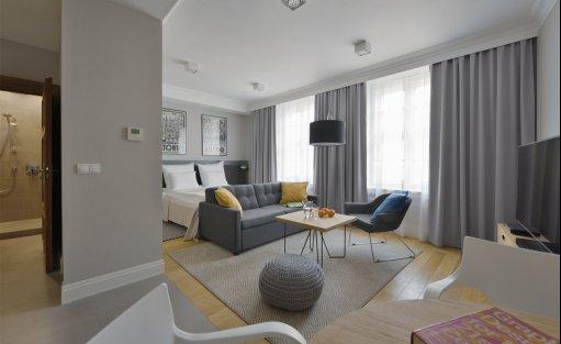 Obiekt szkoleniowo-wypoczynkowy Stradonia Serviced Apartments / 10