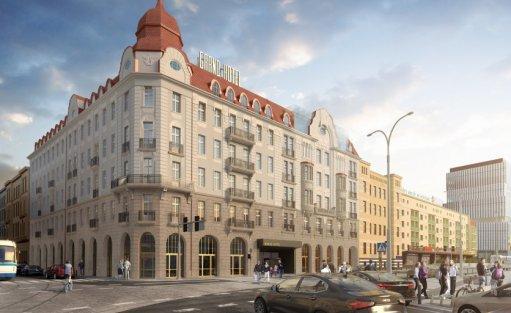 Hotel Grand we Wrocławiu