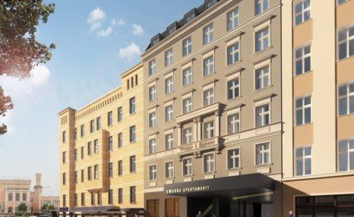 Obiekt w budowie Hotel Grand we Wrocławiu / 0