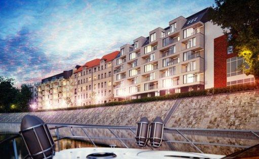 Apartamenty Zyndrama we Wrocławiu