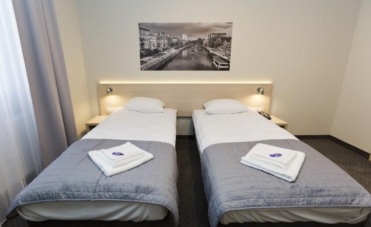 Hotel *** Hotel Silver / 21