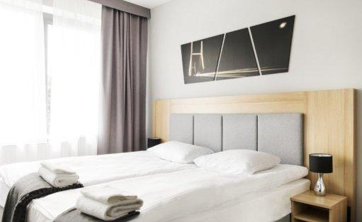 Hotel ** WAW Hotel / 3