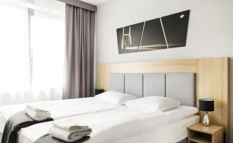 Hotel ** WAW Hotel / 7