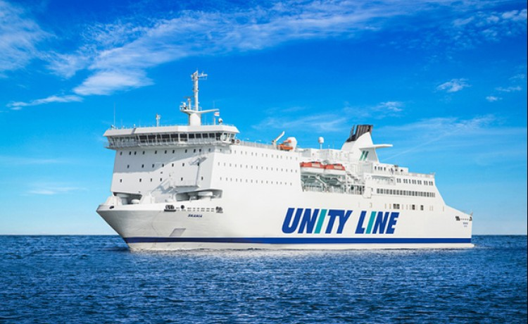 Inne UNITY LINE Linie Promowe Polska - Szwecja / 1