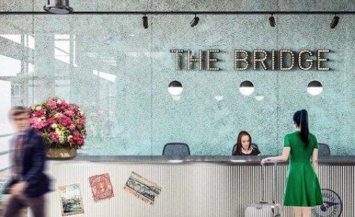 Obiekt w budowie Hotel The Bridge Warszawa / 0