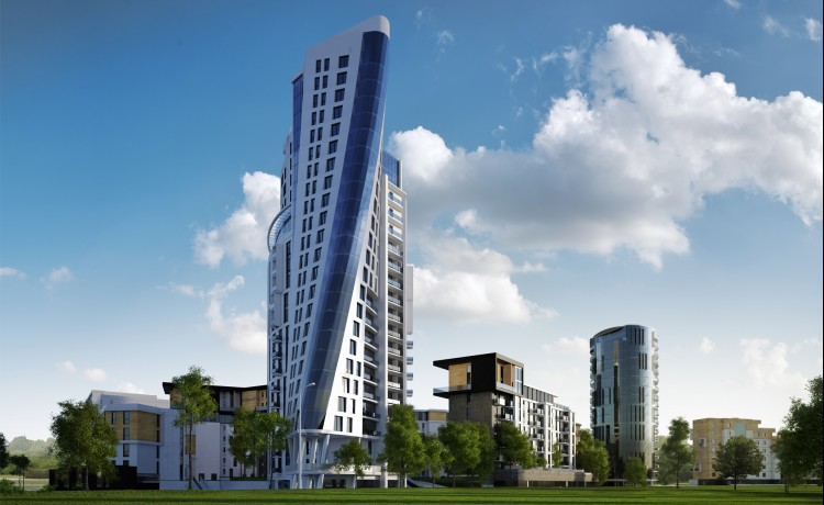 Obiekt w budowie Capital Towers  / 0