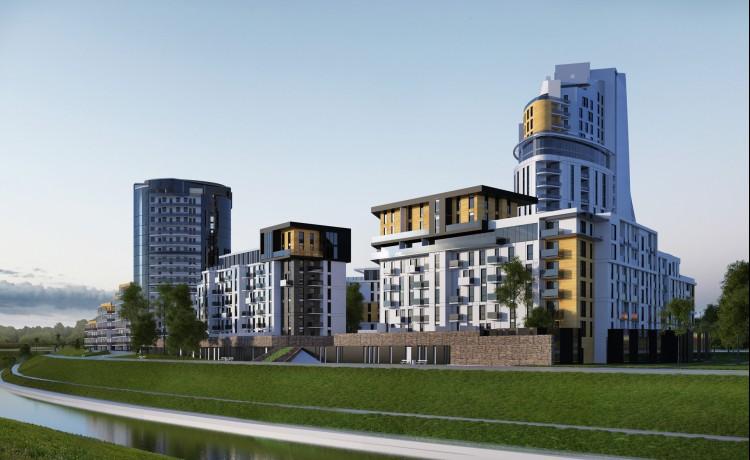 Obiekt w budowie Capital Towers  / 1