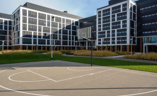Obiekt w budowie Business Garden Wrocław / 2