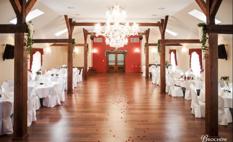 Sala balowa lub konferencyjna na 80 osób