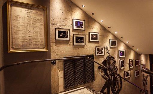 Wyjątkowe miejsce Vertigo Jazz Club & Restaurant / 12