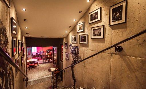 Wyjątkowe miejsce Vertigo Jazz Club & Restaurant / 11