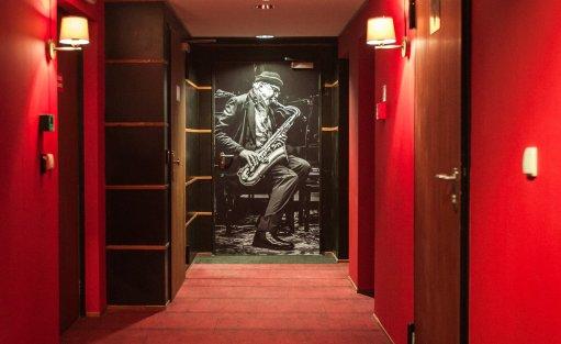 Wyjątkowe miejsce Vertigo Jazz Club & Restaurant / 9
