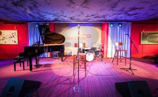 Wyjątkowe miejsce Vertigo Jazz Club & Restaurant / 6