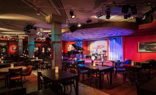 Wyjątkowe miejsce Vertigo Jazz Club & Restaurant / 4