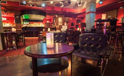 Wyjątkowe miejsce Vertigo Jazz Club & Restaurant / 2