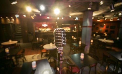 Wyjątkowe miejsce Vertigo Jazz Club & Restaurant / 1
