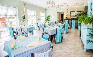 Restauracja Villa Bianco Steak & Lobster House Restauracja / 6