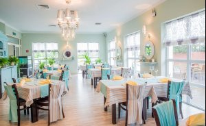 Restauracja Villa Bianco Steak & Lobster House Restauracja / 7