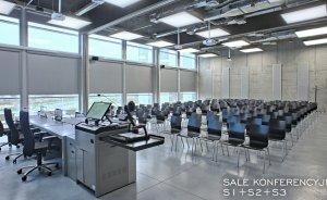 Centrum Wystawienniczo - Kongresowe w Opolu Centrum szkoleniowo-konferencyjne / 0
