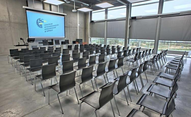 Centrum szkoleniowo-konferencyjne Centrum Wystawienniczo - Kongresowe w Opolu / 14