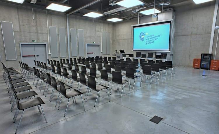 Centrum szkoleniowo-konferencyjne Centrum Wystawienniczo - Kongresowe w Opolu / 13