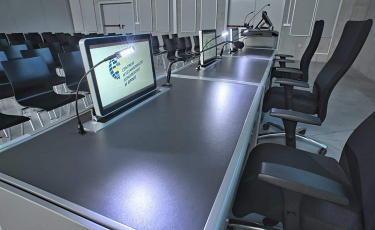 Centrum szkoleniowo-konferencyjne Centrum Wystawienniczo - Kongresowe w Opolu / 11