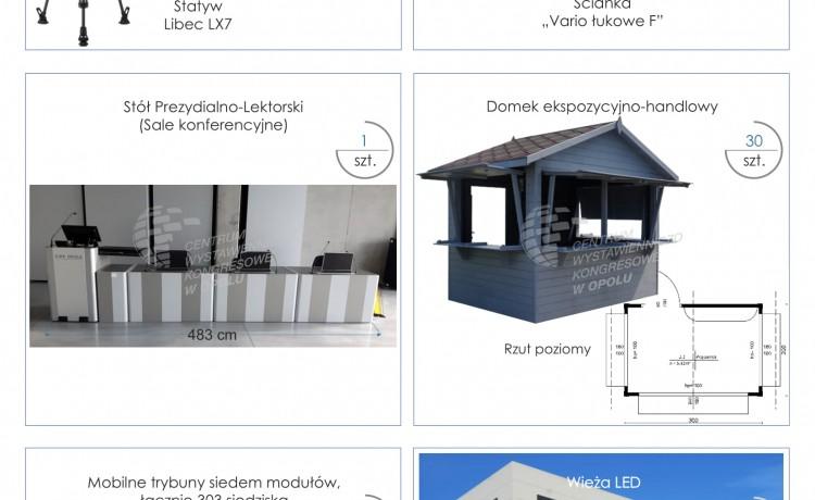 Centrum szkoleniowo-konferencyjne Centrum Wystawienniczo - Kongresowe w Opolu / 26