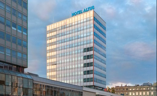 Hotel ALTUS Poznań