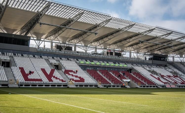 Wyjątkowe miejsce Łódzki Klub Sportowy (ŁKS Łódź) / 0