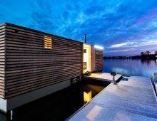 HT Houseboats / Domy na wodzie Mielno