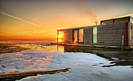Wyjątkowe miejsce HT Houseboats / Domy na wodzie Mielno / 1