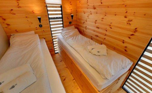 Wyjątkowe miejsce HT Houseboats / Domy na wodzie Mielno / 9
