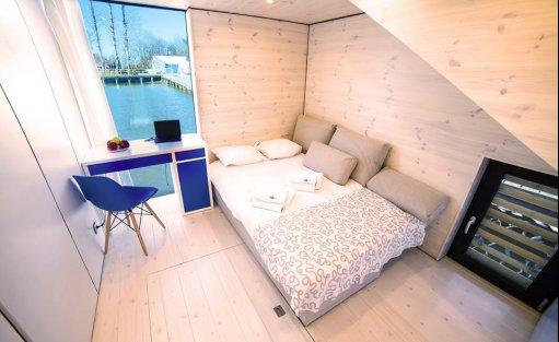 Wyjątkowe miejsce HT Houseboats / Domy na wodzie Mielno / 12