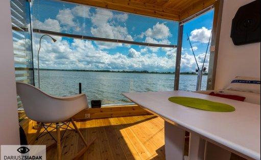 Wyjątkowe miejsce HT Houseboats / Domy na wodzie Mielno / 15