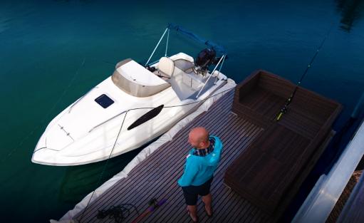 Wyjątkowe miejsce HT Houseboats / Domy na wodzie Mielno / 22