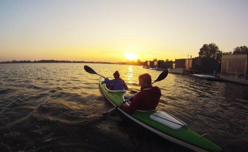 Wyjątkowe miejsce HT Houseboats / Domy na wodzie Mielno / 23