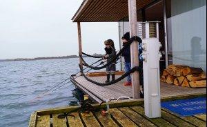 HT Houseboats / Domy na wodzie Mielno Wyjątkowe miejsce / 11