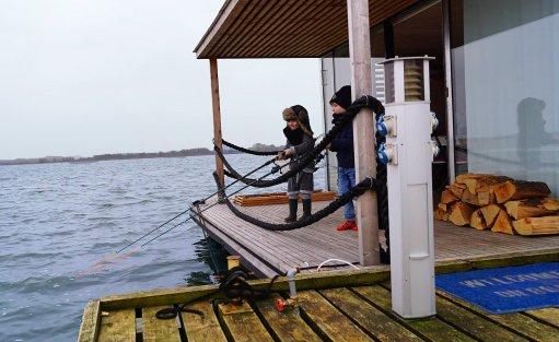 Wyjątkowe miejsce HT Houseboats / Domy na wodzie Mielno / 29