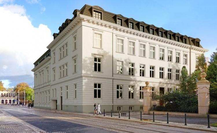Obiekt w budowie Altus Palace Wrocław / 1