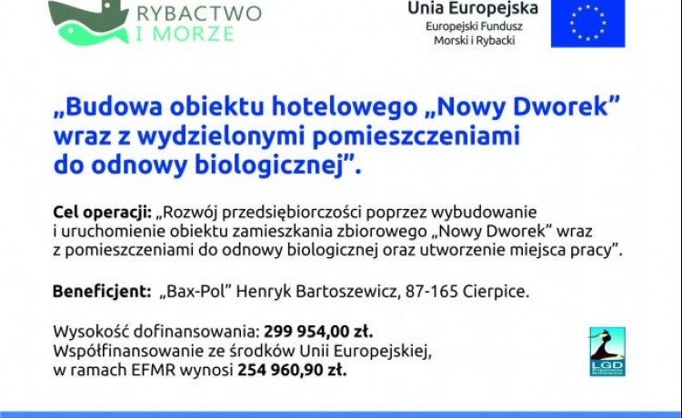 Hotel *** Dworek Wapionka  / 1