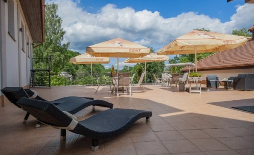 Hotel SPA Werona Wellness & SPA *** / 4