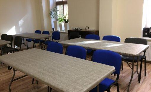 Ośrodek szkoleniowo-noclegowy TRZCIANA