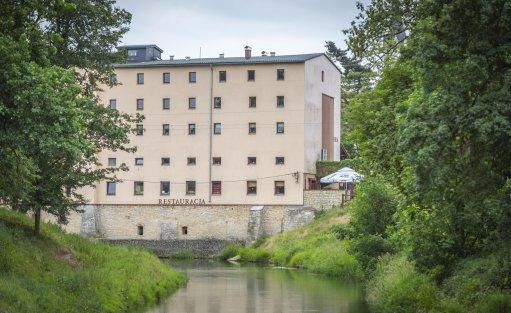 Hotel *** Hotel Zamkowy Młyn - Krapkowice / 7
