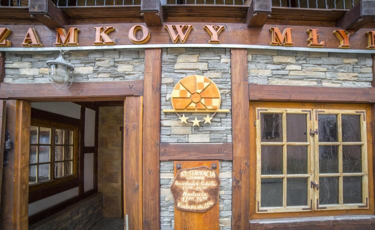 Hotel Zamkowy Młyn - Krapkowice