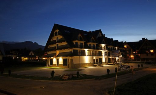 Hotel **** Hotel Paryski Art & Business / 1