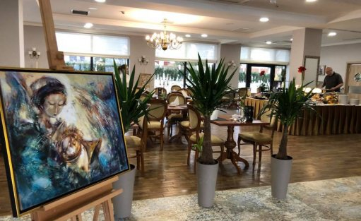 Hotel **** Hotel Paryski Art & Business / 12