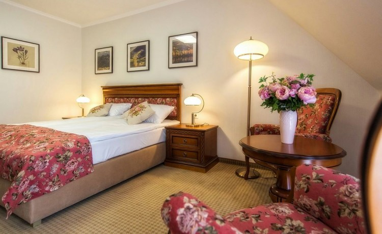 Hotel **** Hotel Paryski Art & Business / 5