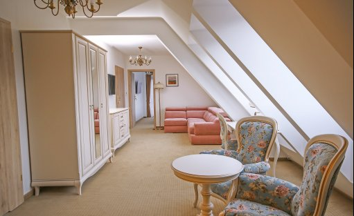 Hotel **** Hotel Paryski Art & Business / 8