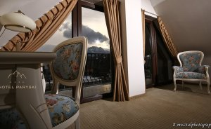 Hotel Paryski Art & Business Hotel **** / 5